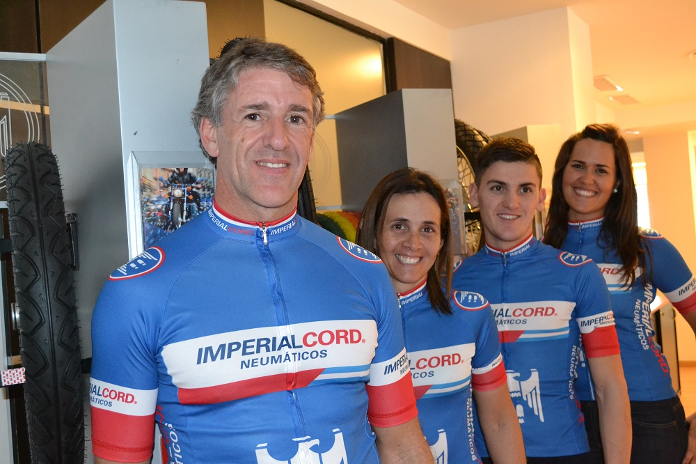 Equipo Imperial Cord Ciclismo MTB